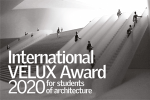 International VELUX Award 2020 para estudiantes de arquitectura